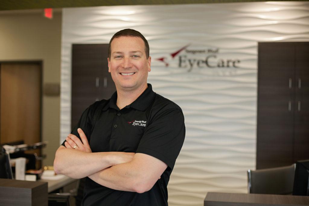 Ben Uhl eye doctor